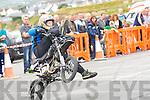 Motorbike skills at Ballyheigue Summer Festival