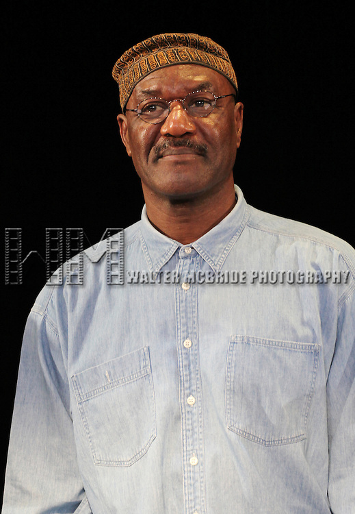 Delroy Lindo during the Curtain Call for the 10th Anniversary Production of 'The Exonerated' at the Culture Project in New York City on 9/19/2012.