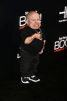 """LOS ANGELES - OCT 17:  Verne Troyer at the """"Tyler Perry's BOO! A Madea Halloween"""" Premiere at the ArcLight Hollywood on October 17, 2016 in Los Angeles, CA"""