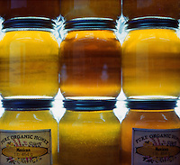Jars of Mexican Honey