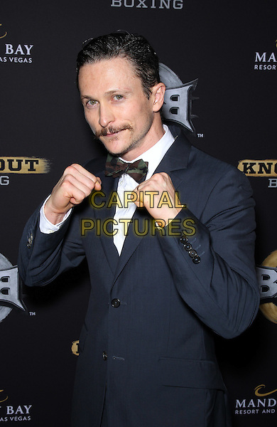 16 August 2014 - Las Vegas, Nevada - Jonathan Tucker. Big Knockout Boxing Inaugural Event Celebrity Red Carpet at Mandalay Bay Events Center.   <br /> CAP/ADM/MJT<br /> &copy; MJT/AdMedia/Capital Pictures