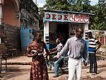 Street scene, Jacmel.