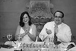 20090906 Rebecca & Charles B & W