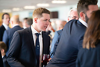 Picture By Allan McKenzie/SWpix.com - 06/04/18 - Cricket - Yorkshrie County Cricket Club Opening Season Lunch 2018 - Emerald Headingley Stadium, Leeds, England - Gary Ballance at the opening season lunch.