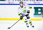S&ouml;dert&auml;lje 2014-09-22 Ishockey Hockeyallsvenskan S&ouml;dert&auml;lje SK - IF Bj&ouml;rkl&ouml;ven :  <br /> Bj&ouml;rkl&ouml;vens Patrik Nevalainen i aktion <br /> (Foto: Kenta J&ouml;nsson) Nyckelord: Axa Sports Center Hockey Ishockey S&ouml;dert&auml;lje SK SSK Bj&ouml;rkl&ouml;ven L&ouml;ven IFB portr&auml;tt portrait