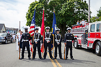 Colors of Freedom Parade 2017, 4th of July, Everett, WA, USA.