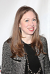 Vice Chair of the Clinton Foundation Chelsea Clinton attends THE GORDON PARKS FOUNDATION HONORS CONGRESSMAN JOHN LEWIS, MAVIS STAPLES,<br /> ALEXANDER SOROS, JON BATISTE AND KENNETH &amp; KATHRYN CHENAULT<br /> AT 2017 AWARDS DINNER &amp; AUCTION HELD AT Cipriani 42nd Street
