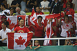 Canada plays Great Britain in the bronze medal game in wheelchair rugby actionin Beijing during the Paralympic Games, Tuesday, Sept., 16, 2008. THE CANADIAN PRESS  CPC/Mike Ridewood