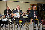 Devon Inn Ceili, Sunday 06-10-2013.  Pictured are the Star of Munster four piece group from Co. Clare