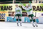 Stockholm 2014-03-05 Bandy SM-semifinal 3 Hammarby IF - V&auml;ster&aring;s SK :  <br /> V&auml;ster&aring;s Ted Bergstr&ouml;m ser deppig efter att ha f&aring;tt ett m&aring;l avbl&aring;st vid st&auml;llningen 3-4 i slutet av matchen<br /> (Foto: Kenta J&ouml;nsson) Nyckelord:  VSK Bajen HIF depp besviken besvikelse sorg ledsen deppig nedst&auml;md uppgiven sad disappointment disappointed dejected