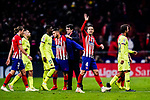 Santiago Arias of Atletico de Madrid during the La Liga 2018-19 match between Atletico Madrid and FC Barcelona at Wanda Metropolitano on November 24 2018 in Madrid, Spain. Photo by Diego Souto / Power Sport Images