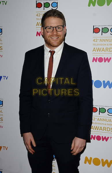 Peter Beard attends the Broadcasting Press Guild ( BPG ) Television &amp; Radio Awards 2016, Theatre Royal Drury Lane, Catherine Street, London, UK, on Friday 11 March 2016.<br /> CAP/CAN<br /> &copy;CAN/Capital Pictures