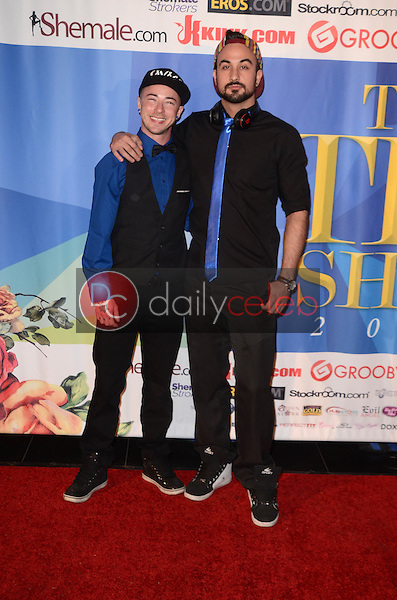 Phoenix Savage, Mason Lear<br /> at the 2017 Official TEA Show, honoring the best in Transgender Erotica, Avalon, Hollywood, CA 03-05-17<br /> David Edwards/DailyCeleb.com 818-249-4998