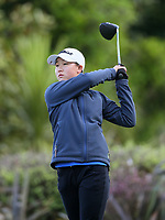 Eunseo Choi. New Zealand Amateur Golf Championship, Remuera Gold Club, Auckland, New Zealand. Thursday 31  October 2019. Photo: Simon Watts/www.bwmedia.co.nz/NZGolf
