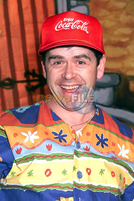 John Kirwin from Ashfield who plays Simple Simon in Drogheda Pantomime Society's production of 'Snow White and the Seven Dwarfs' which is being kindly sponsered by Drogheda Concentrates..Picture Paul Mohan Newsfile