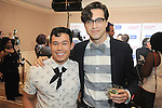 BEVERLY HILLS - JUN 12: Colton Tran, Ryan McCartan at The Actors Fund's 20th Annual Tony Awards Viewing Party at the Beverly Hilton Hotel on June 12, 2016 in Beverly Hills, California