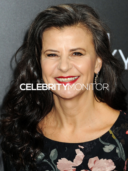 NEW YORK CITY, NY, USA - DECEMBER 08: Tracey Ullman  arrives at the World Premiere Of Walt Disney Pictures' 'Into The Woods' held at the Ziegfeld Theatre on December 8, 2014 in New York City, New York, United States. (Photo by Celebrity Monitor)