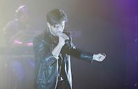 David Bustamante durante su presentación en Alcira , Valencia España, el 2 de marzo 2013.<br /> <br /> ©FrancescMartinez/NortePhoto