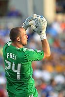 Stefan Frei...Kansas City Wizards defeated Toronto FC 1-0 at Community America Ballpark, Kansas City, Kansas,
