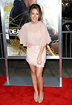 Haylie Duff at the Screen Gems' L.A. Premiere of Dear John held at The Grauman's Chinese Theatre in Hollywood, California on February 01,2010                                                                   Copyright 2009  DVS / RockinExposures