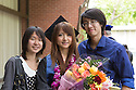 Nandina's Graduation