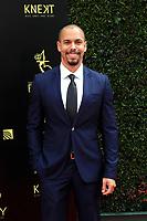 PASADENA - APR 29: Bryton James at the 45th Daytime Emmy Awards Gala at the Pasadena Civic Center on April 29, 2018 in Pasadena, California