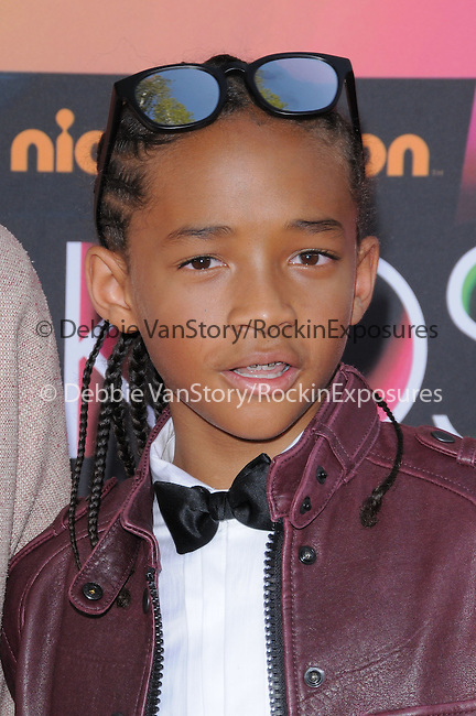 Jayden Smith at Nickelodeon's 23rd Annual Kids' Choice Awards held at Pauley Pavilion in Westwood, California on March 27,2010                                                                                      Copyright 2010 © DVS / RockinExposures
