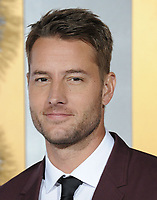 www.acepixs.com<br /> <br /> October 30 2017, LA<br /> <br /> Justin Hartley arriving at the premiere of 'A Bad Moms Christmas' at the Regency Village Theatre on October 30, 2017 in Westwood, California.<br /> <br /> By Line: Peter West/ACE Pictures<br /> <br /> <br /> ACE Pictures Inc<br /> Tel: 6467670430<br /> Email: info@acepixs.com<br /> www.acepixs.com