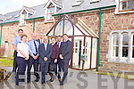 National suicide prevention and bereavement charity Console opened Ireland's first suicide resource centre in Tralee on Monday at the McAuley Centre, Balloonagh. Pictured were: Majella Forde (Red Cross), Eoin Donovan, Pat O'Sullivan (Chief Superintendent), Paul Kelly (CEO Console), Stan McCarthy (Kerry Group), Sr Liz Murphy (Provencial Leaders Sr. of Mercy), Ciaran Austin (Console) and Darragh O'Sé.