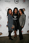Angelica Green, Honoree Dana Whitefield and Auora at DJ Jon Quick's 5th Annual Beauty and the Beat: Heroines of Excellence Awards Honoring AMBRE ANDERSON, DR. MEENA SINGH,<br />