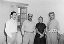Iraq 1950 ?   <br /> From left to right, Zayd Othman and Ahmad Hamadin Dizayee in Erbil and friends  <br /> Irak1950? <br /> De gauche a droite, Zayd Othman et Ahmad Hamadin Dizayee a Erbil