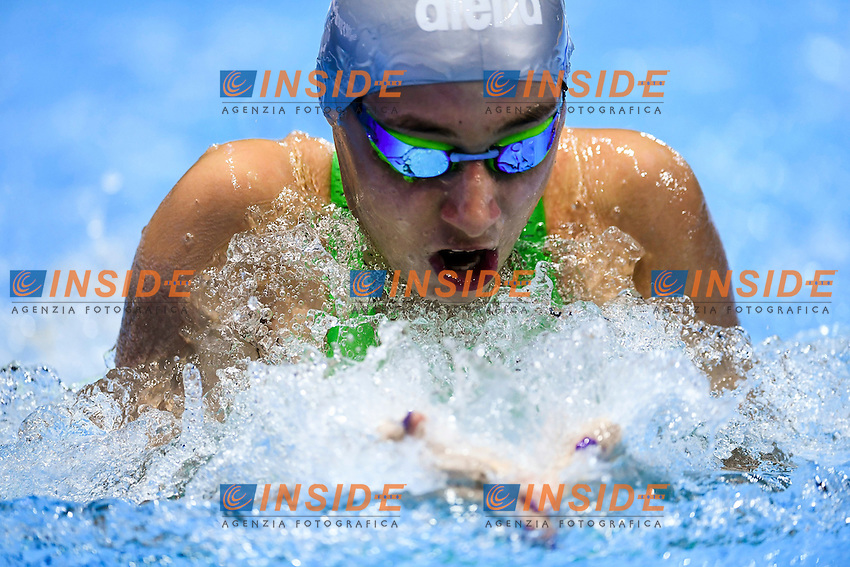 ZHDRELLA Melisa KOS<br /> Women's 50m Breaststroke<br /> 13th Fina World Swimming Championships 25m <br /> Windsor  Dec. 6th, 2016 - Day01<br /> WFCU Centre - Windsor Ontario Canada CAN <br /> 20161206 WFCU Centre - Windsor Ontario Canada CAN <br /> Photo &copy; Giorgio Scala/Deepbluemedia/Insidefoto