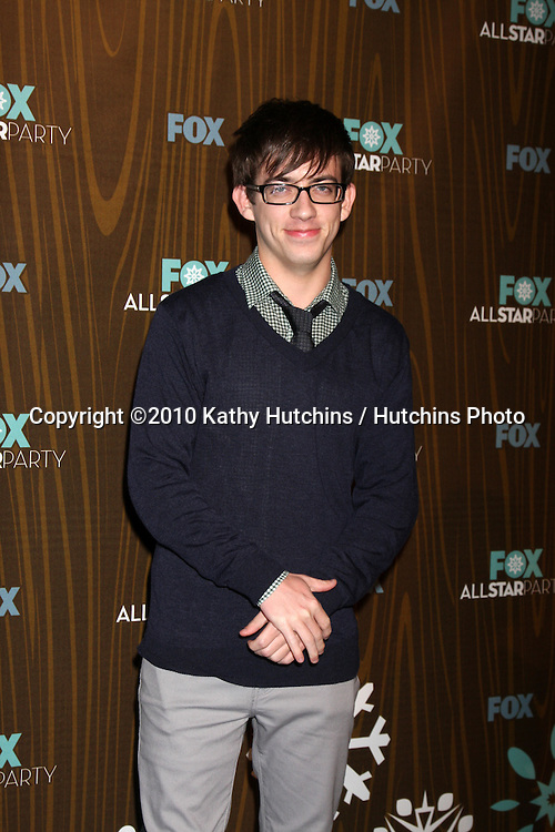 Kevin McHale.arriving at the 2010 Winter Fox TCA Party .Villa Sorisso Resturant.Pasadena, CA.January 11, 2010.©2010 Kathy Hutchins / Hutchins Photo....
