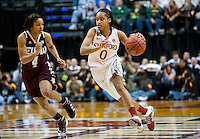 INDIANAPOLIS, IN - APRIL 3, 2011: Melanie Murphy during the NCAA Final Four against Texas A&M at Conseco Fieldhouse  in Indianapolis, IN on April 1, 2011.