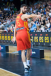 Joan Sastre during Spain vs Lithuania friendly match in Pamplona. August 2, 2019. (ALTERPHOTOS/Francis González)