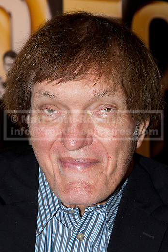 24/09/2012. LONDON, UK. Actor Richard Kiel, who played Bond villain 'Jaws' in 'The Spy Who Loved Me' and 'Moonraker'  is seen inside HMV's Oxford Street store, London, today (24/09/12) during a photocall. The stars were in London during the final leg of a UK tour to promote the Bond 50 Blu-Ray collection.  Photo credit: Matt Cetti-Roberts