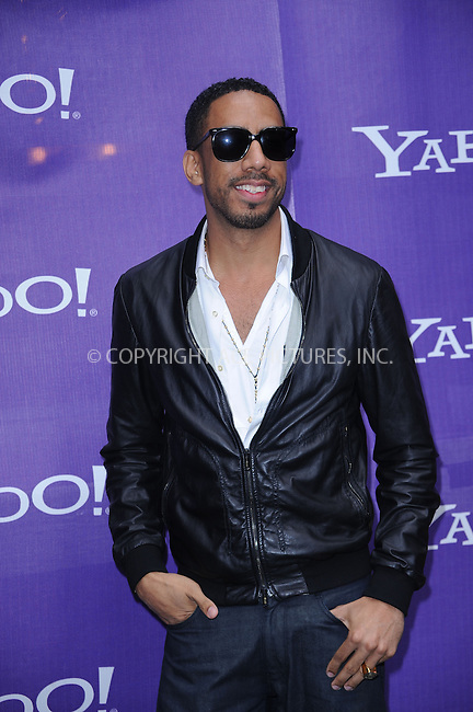 WWW.ACEPIXS.COM . . . . . ....October 13 2009, New York City....Singer Ryan Leslie at the 'It's You Yahoo! yodel competition' at Military Island, Times Square on October 13, 2009 in New York City. ....Please byline: KRISTIN CALLAHAN - ACEPIXS.COM.. . . . . . ..Ace Pictures, Inc:  ..(212) 243-8787 or (646) 679 0430..e-mail: picturedesk@acepixs.com..web: http://www.acepixs.com