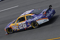 May 4, 2007; Richmond, VA, USA; Nascar Nextel Cup Series driver Jamie McMurray (26) during practice for the Jim Stewart 400 at Richmond International Raceway. Mandatory Credit: Mark J. Rebilas