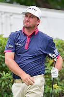 Graeme McDowell (NIR) watches his tee shot on 15 during round 4 of the Dean &amp; Deluca Invitational, at The Colonial, Ft. Worth, Texas, USA. 5/28/2017.<br /> Picture: Golffile | Ken Murray<br /> <br /> <br /> All photo usage must carry mandatory copyright credit (&copy; Golffile | Ken Murray)