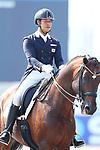 Masanao Takahashi (JPN), <br /> AUGUST 20, 2018 - Equestrian : <br /> Dressage Team <br /> at Jakarta International Equestrian Park <br /> during the 2018 Jakarta Palembang Asian Games <br /> in Jakarta, Indonesia. <br /> (Photo by Naoki Nishimura/AFLO SPORT)