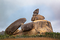 Riyom Rock Formation