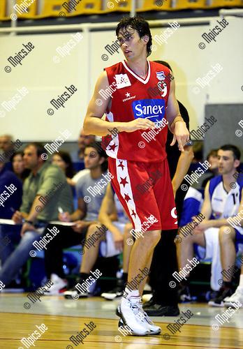 2007-08-18 / Basketbal / Antwerp Diamond Giants / Kris Sergeant