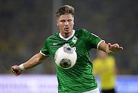 FUSSBALL  1. BUNDESLIGA  SAISON 2013/2014   3. SPIELTAG Borussia Dortmund - Werder Bremen                  23.08.2013 Sebastian Proedl (SV Werder Bremen) Einzelaktion am Ball