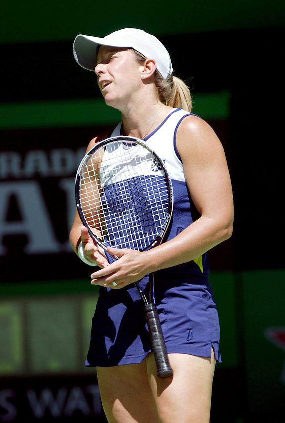 Lisa Raymond, Australian Tennis Open 2004, Melbourne, Australia