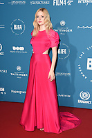Ellie Bamber<br /> arriving for the British Independent Film Awards 2018 at Old Billingsgate, London<br /> <br /> ©Ash Knotek  D3463  02/12/2018