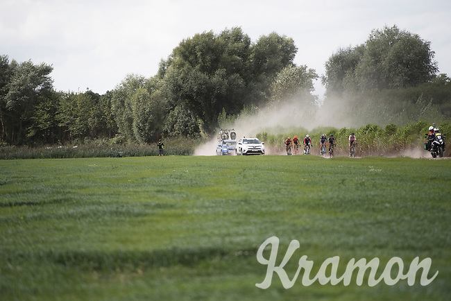 race leaders are coming...<br /> <br /> 91th Schaal Sels 2016
