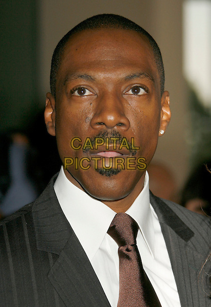 EDDIE MURPHY.79th Annual Academy Awards Nominees Luncheon held at the Beverly Hilton Hotel, Beverly Hills, California, USA..February 5th, 2007.headshot portrait mustache facial hair mouth open .CAP/ADM/RE.©Russ Elliot/AdMedia/Capital Pictures