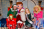 The International Rose of Tralee 2015 Elisha  along with Santa, Elfie Elf, Fairy Sparkle and some well loved characters lunch  The CH SantaLand Parade which is onNext Saturday at 2pm
