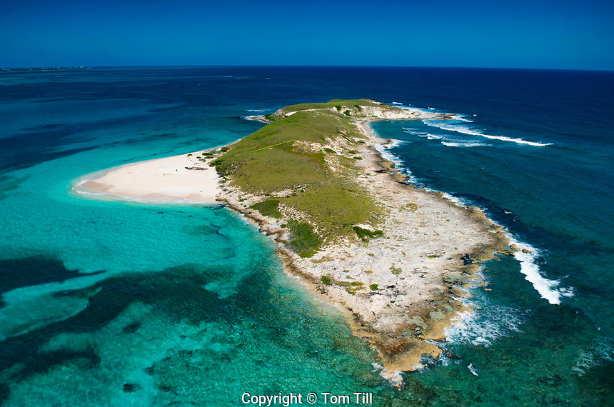 Gibbs Cay, Grand Turk Land and Sea National Park, Turks and Caicos, Caribbean Sea