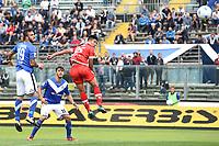 Brescia 30/09/2017 - campionato di calcio serie B / Brescia - Perugia / foto Matteo Gribaudi/Image Sport/Insidefoto<br /> nella foto: gol Kwang Song Han